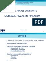 Sistemul Fiscal in Finlanda