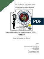 CSECT 8ava edición un documento septiembre 2011 ii