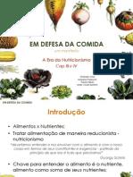 Seminário Nutri Normal - em defesa da comida