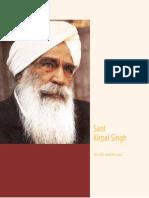 Sant Kirpal Singh - Biography