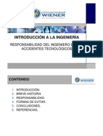 Accidents Tecnologicos