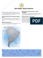 HI Hostels Guide South America
