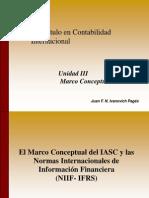2 M3 El Marco Conceptual y Los IFRS Diapo DefPost Titulo 2010 123976