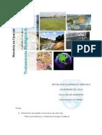 Filtros Percoladores - Contactores Biologicos (Teoría)