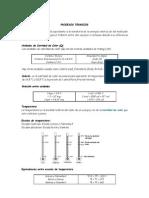 Procesos Termicos Generales