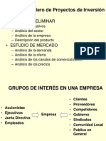 Clase - Estudios Preliminares y de Mercado