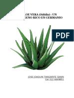 El Aloe Vera