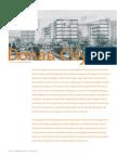 Donau City en de overkluizing van de A22 te Wenen