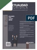 La Responsabilidad Civil de Los Medicos en El Ordenamiento Juridico Peruano