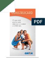 Mini Cartilha Construcard