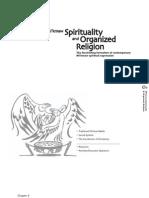 Mi'Kmaq Spirituality and Organized Religion
