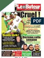 LE BUTEUR PDF du 11/06/2012