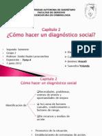 Exposición - Diagnóstico Social