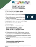100 Preguntas de Don Bosco