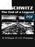 Auschwitz End of a Legend