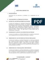 Microsoft Word - Documento Auditoria Energetica.doc