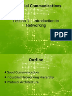 Lesson 1 - Intro to Networking