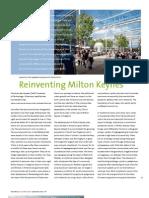 Reinventing Milton Keynes