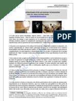 145. ANTROPOLOGIA Y NUEVAS TECNOLOGIAS + CUERPOS TUNEADOS