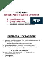 Business Environment (Economics)