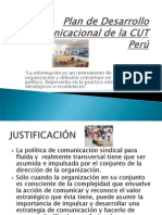 Ppt Guille Plan de Comunicacion Cut
