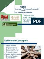 Ppt Guillermo1 Proteccion Social
