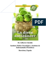 La Dieta Anticancer-Gilberto Chichele