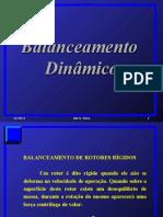 Balanceamento Dinamico de Rotores