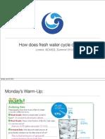 Keynote.water Cycle.6.4 6
