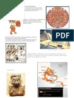 Aportes de La Cultura Azteca