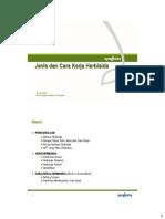 Mode of Action Herbisida