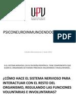 10 Psiconeuroinmunoendocrinología