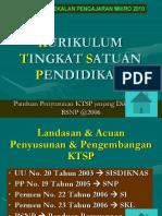 Prinsip KTSP