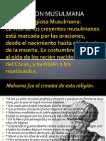 La Vida Religiosa Musulmana