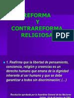 Reforma y Contrareforma Religiosa (22)