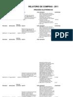 fabryciocock-Relatório Compras 2011 Site CEUNES