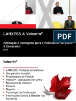 Lanxess General Velcorin Wine2010