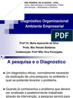 Aula Sobre Diagnostico TCC