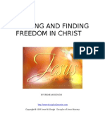 Healing and Finding Freedom in Christ