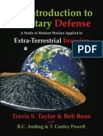 An Introduction to Planetary Defense