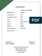 Assignment Index Sem 1 v.1.1
