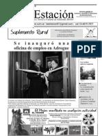 Periodico La Estacion Junio 2012, Nº 19