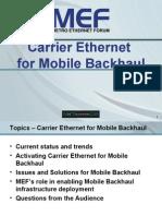 MEF Mobile Backhaul for NXTcomm08 - Wed 06-17-2008 Final1