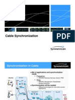 Cable Synchronization