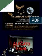 ALEGATO FINAL Full Impresion