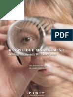 CIBIT Knowledge Management Booklet