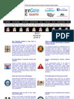 Monday - June 11, 2012 - ForeclosureGate Gazette