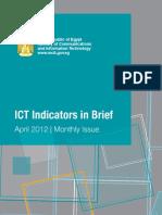 ICT Indicators in Brief | May 2012