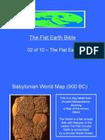 Flat Earth Bible 02 of 10 - The Flat Earth