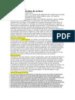 Gestion de Documentos Investigacion 1 Materiales de Archivo